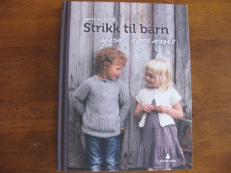 Strikk til barn 0 - 6 år