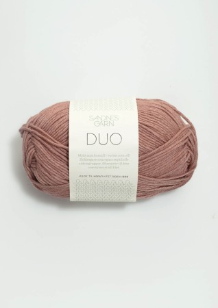 Duo 4032 Pudder rosa